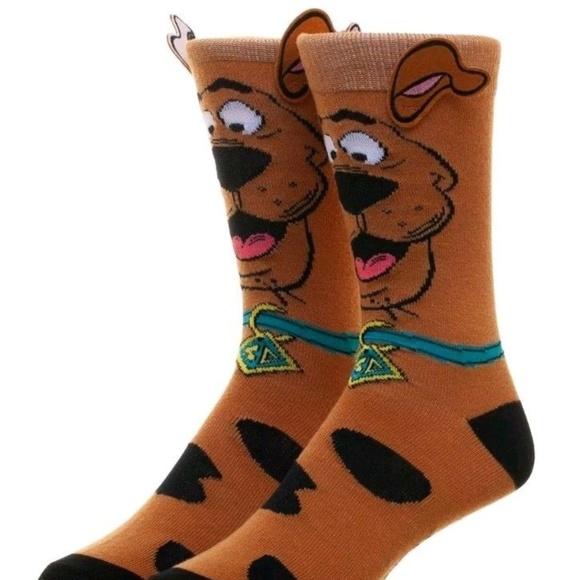 d1a9e8fd19d Scooby Doo Socks With Ears